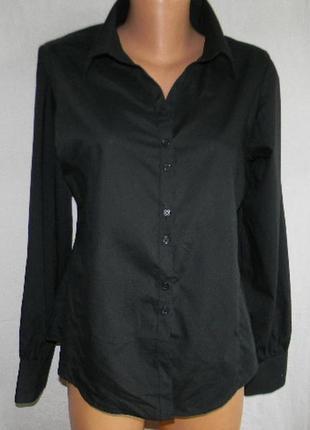Новая черная рубашка