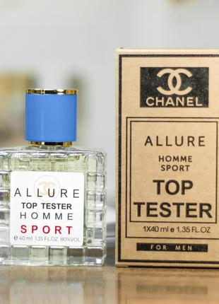 Chanel Allure Homme Sport tester 40ml