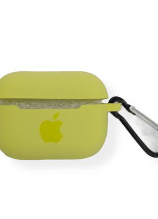 Чехол Apple AirPods Pro Silicone Case pollen
