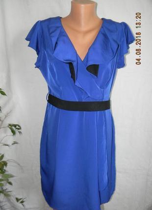 Новое платье с воланом awear