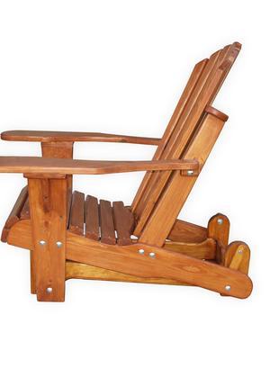 Кресло качалка Адирондак