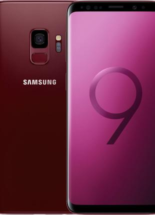 Мобильный телефон Samsung Galaxy S9 DUOS (64gb) SM-G960FD Red