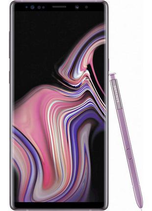 Смартфон Samsung Galaxy NOTE 9 (128gb) DUOS SM-N960FD Purple