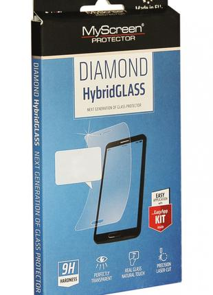 Защитное стекло MyScreen Lenovo Vibe X3 HybridGLASS