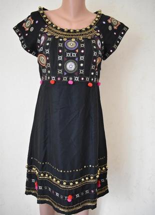 Новое красивое платье monsoon