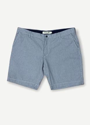 Мужские шорты lacoste бурмуды fh2814