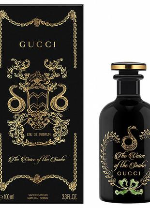 Gucci the voice of the snake (orig.pack!) edp 100 ml
