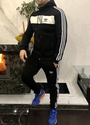 Стильный зимний спортивный костюм 52,54