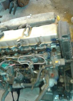 На запчасти двигатель дизель 93kw 2.0 ниссан примера р12