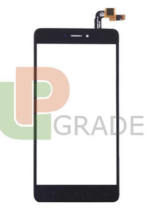 Тачскрин сенсор Xiaomi Redmi Note 4X черный