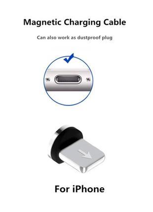 Коннектор для магнитного кабеля Metal Magnetic 360 Lighting дл...