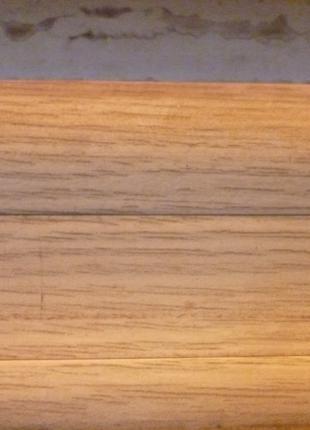Плинтус пластиковый 15х50х2500