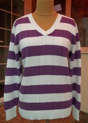 (48/50р) кофта свитер джемпер пуловер женская новая