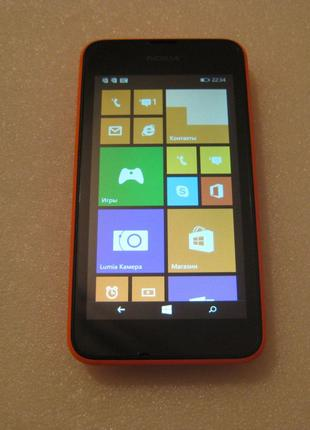 Смартфон Nokia Lumia 530 Dual Sim