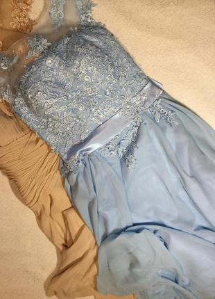Платье на выпускной размер l