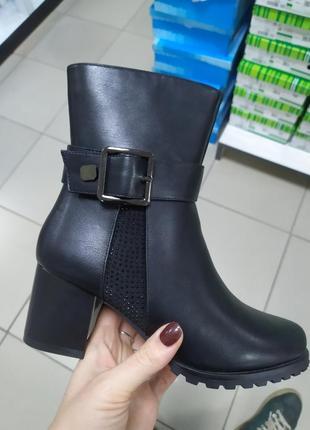 Зимние женские ботинки 5 моделей
