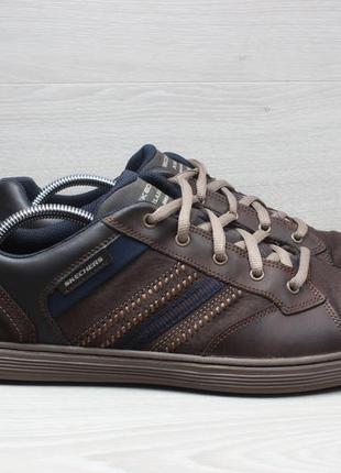 Мужские кроссовки skechers оригинал, размер 45 - 46 (memory foam)