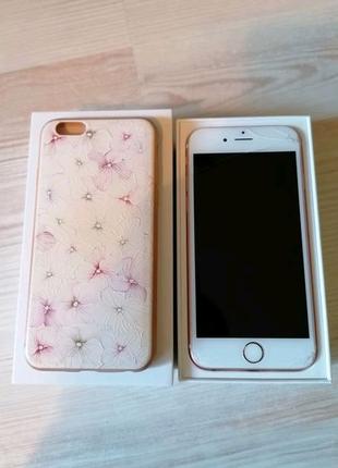 Apple iPhone 6s 32GB Rose Gold Оригинал +подарок