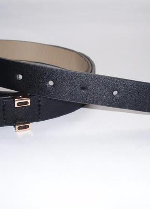 Ремень женский узкий эко кожа бренд accessoires c&a германия р...