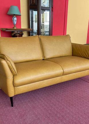 Новый кожаный диван «PURO» Хукла Германия