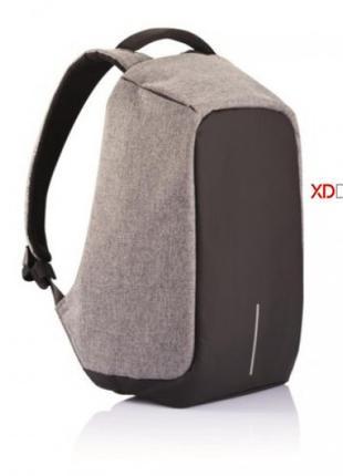 Рюкзак городской XD Design Bobby XL Anti-Theft 17'' Grey