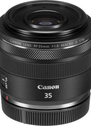 Объектив Canon RF 35 mm f/1.8 IS Macro STM