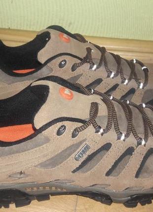 Merrell - шкіряні трекінгові кросівки