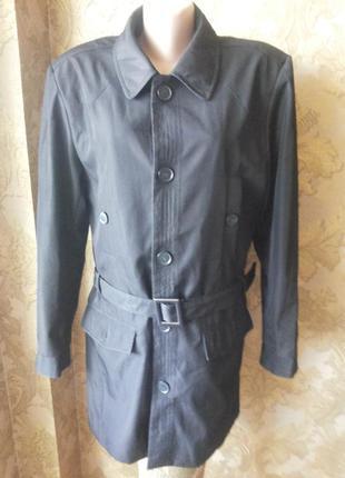 Пальто плащ мужской vd one стиль-деловой.