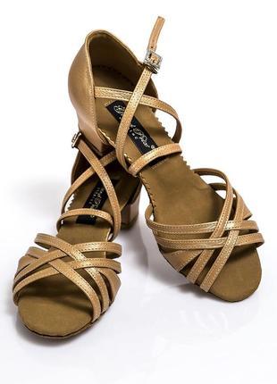 Классические кожаные туфли для бальных танцев grand prix