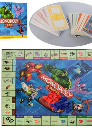 Настольная игра Монополия M3802