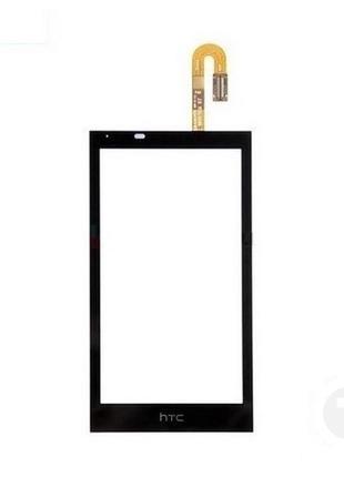 Тачскрин (Сенсор) для HTC 610 Desire черный