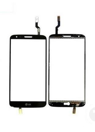 Тачскрин (Сенсор) для LG D800/ D801/ D803/ LS980 Optimus G2 че...