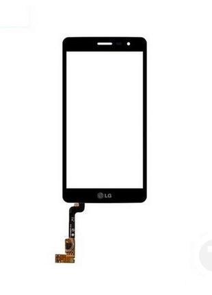 Тачскрин (Сенсор) для LG X150 Bello 2/ X155 Max/ X160/ X165 че...