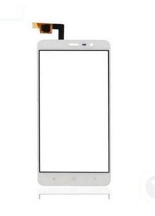 Тачскрин (Сенсор) для Xiaomi Redmi Note 3/ Redmi Note 3 Pro белый