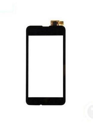 Тачскрин (Сенсор) для Nokia 530 Lumia черный