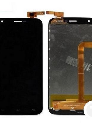 Дисплей (экран) для Doogee Y100/ Y100 Pro/ Valencia 2 с сенсор...