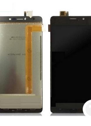 Дисплей (экран) для Blackview A8 Max с сенсором/ тачскрином (М...