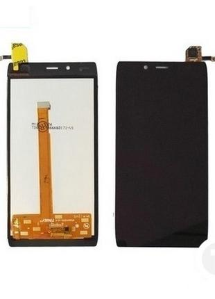 Дисплей (экран) для Alcatel 6032X One Touch Idol Alpha Slate с...