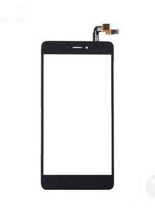 Тачскрин (Сенсор) для Xiaomi Redmi Note 4x черный