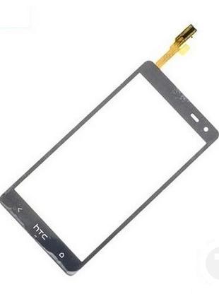 Тачскрин (Сенсор) для HTC 600/ 606w Desire Dual Sim черный