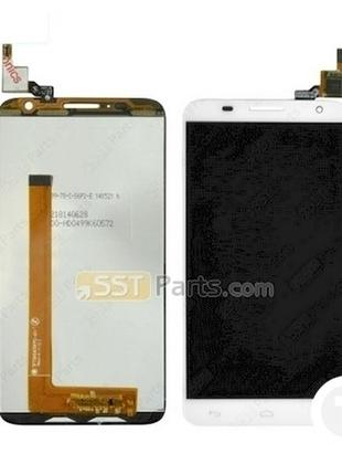 Дисплей (экран) для Alcatel 6050Y One Touch Idol 2S/ 6050D с с...