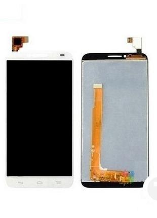 Дисплей (экран) для Alcatel 6037 One Touch Idol 2 с сенсором/ ...