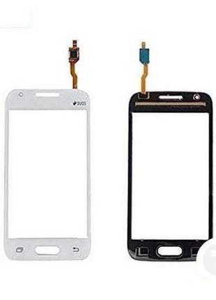 Тачскрин (Сенсор) для Samsung G318H Galaxy Ace 4 Neo Duos белый