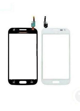Тачскрин (Сенсор) для Samsung i8552 Galaxy Win белый
