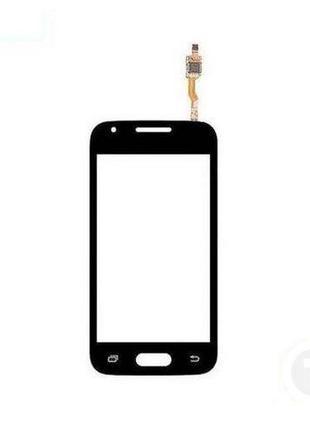 Тачскрин (Сенсор) для Samsung G313H Galaxy Ace 4 без отверстия...