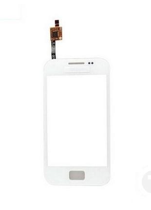 Тачскрин (Сенсор) для Samsung S7500 белый