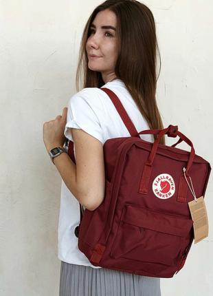 Рюкзак в школу. вместительный.