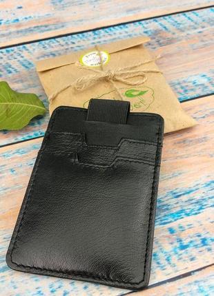 Картхолдер для пластиковых карт кожаный always wild с rfid защ...