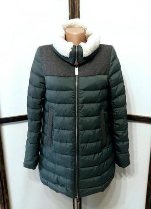 Куртка на  весну осень теплую зиму бренд clasna