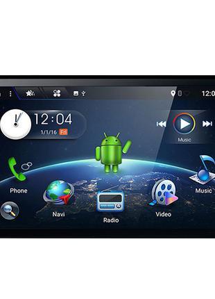 """Автомагнитола 7"""" Lesko 5001A 2 din на Android GPS навигация mi..."""